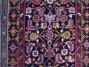 Long Karabagh runner 590 x 102cm