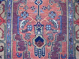 Malayer runner 500 x 99cm